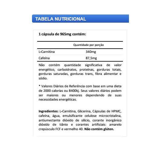 Xtherm Black 60 Cápsulas - Probiótica