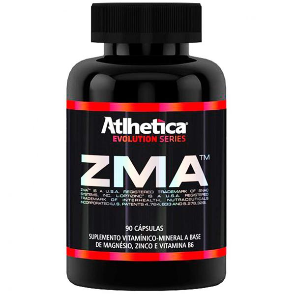 ZMA 90 Cápsulas - Atlhetica