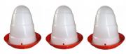 Bebedouro Infantil Sifão 3 litros - 3 unidades