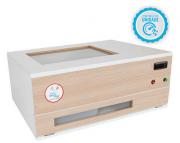 Chocadeira ALTA ECLOSÃO Automática 120 ovos Bivolt BOX com controle de Umidade (GCB120U)