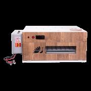 """Chocadeira ALTA PERFORMANCE Premium (120 ovos) """"4 ventiladores"""" Trivolt com Carregador Embutido e ovoscópio (PVP 120 TC)"""
