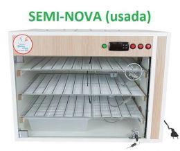 SEMI NOVA - Chocadeira ALTA ECLOSÃO Automática Bivolt PID 330 ovos com 7 ventiladores (GC330PID)