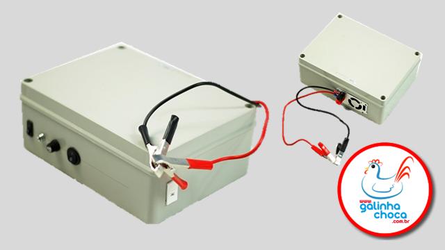 Caixa Comando 12VDC 500W