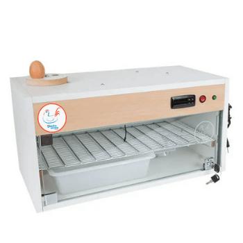 Chocadeira ALTA ECLOSÃO Automática Bivolt PID com 2 ventiladores 60 ovos com Ovoscópio  (GC60PID)  - GALINHA CHOCA CHOCADEIRAS