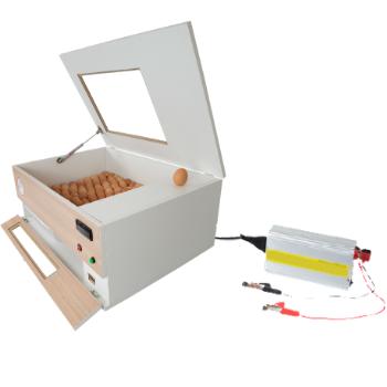 Chocadeira ALTA ECLOSÃO Automática Trivolt BOX 120 ovos (GCB120T)