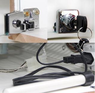 Chocadeira ALTA ECLOSÃO Automática 120 ovos Bivolt com 4 ventiladores e controle de Umidade Bivolt  (GC120U)