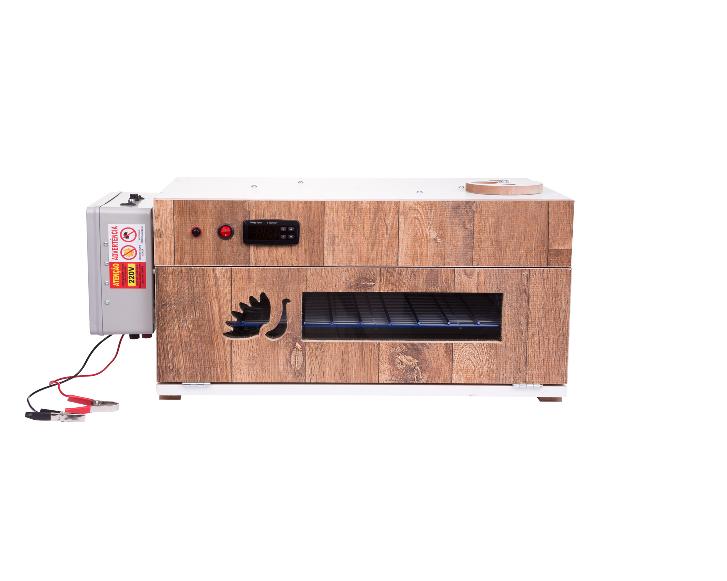 Chocadeira Automática Trivolt com Carregador Embutido -  70 ovos (PVP70TC)