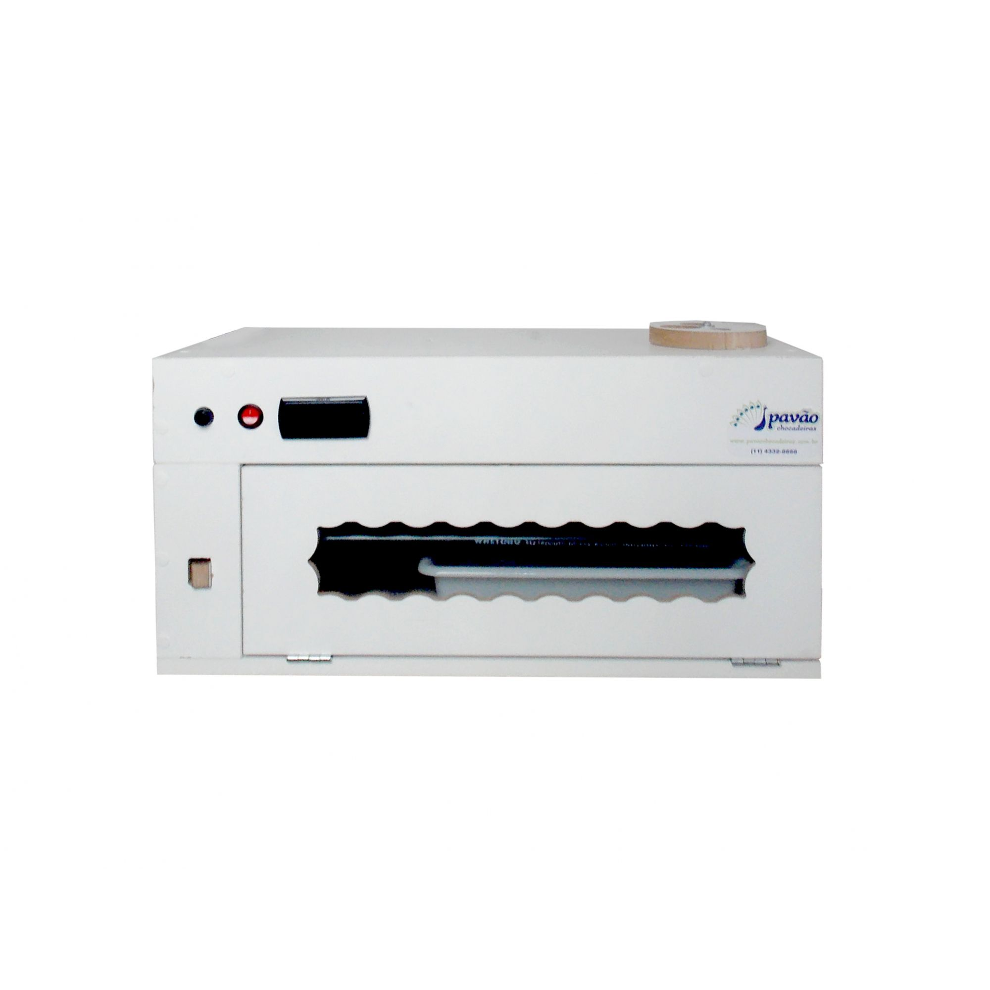 Chocadeira Automática MONOVOLT (50 ovos) PID com Ovoscópio