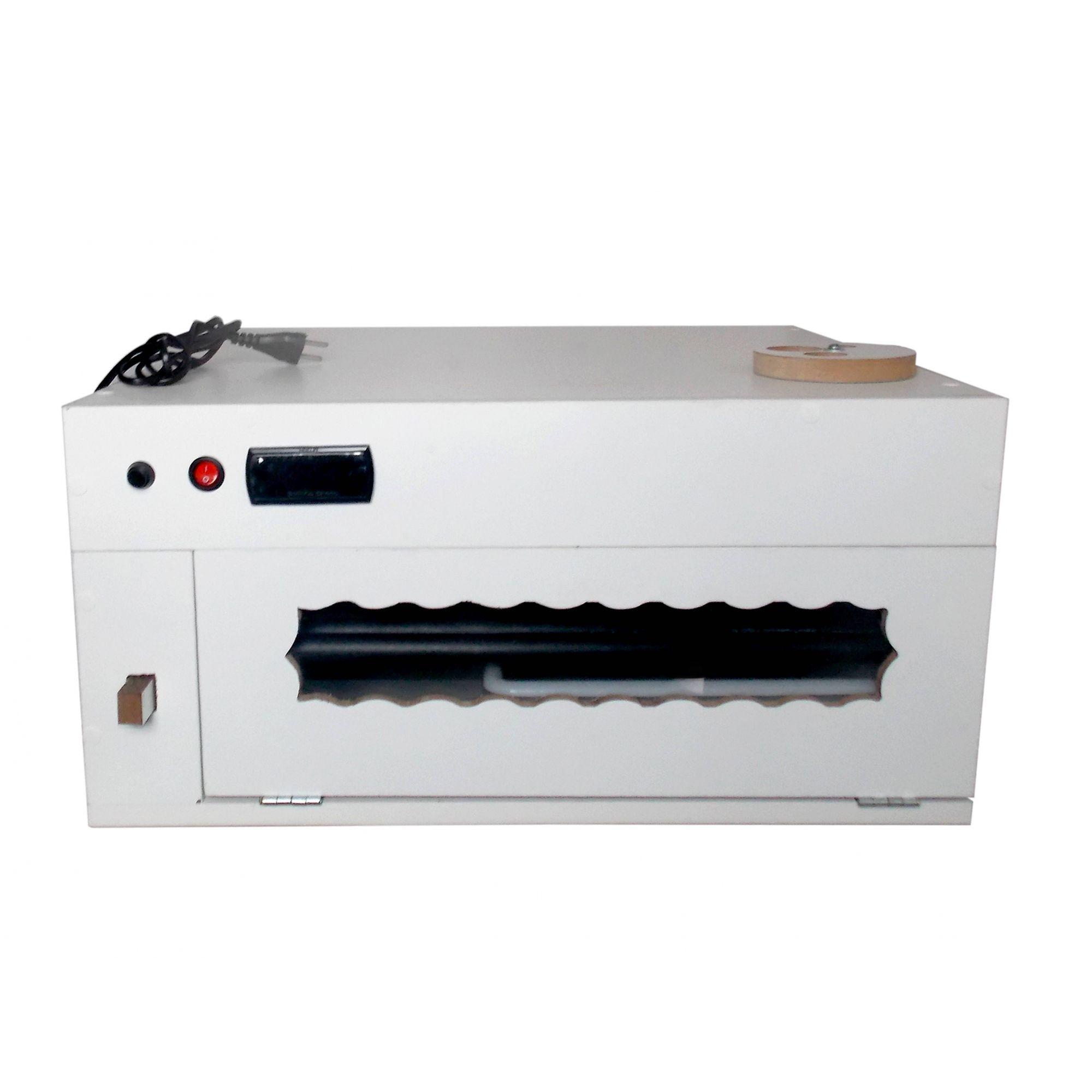 Chocadeira Automática MONOVOLT (100 ovos) PID Com Ovoscópio