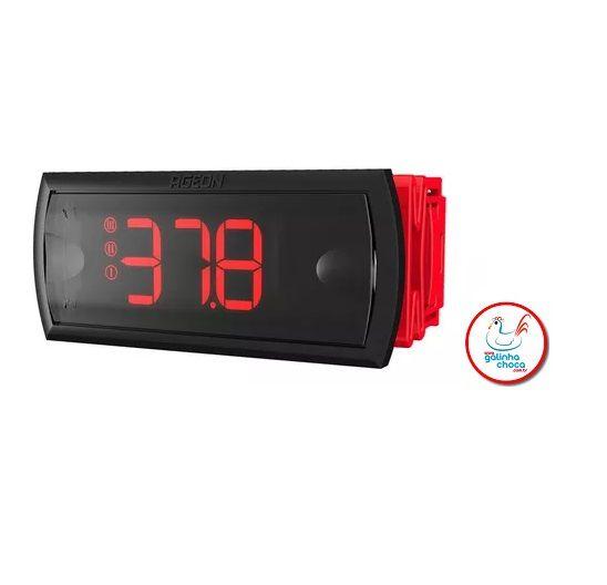 ( Controlador ) Termostato Digital com Temporizador Cíclico PID