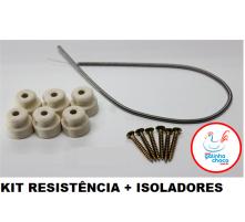 Kit resistência com isolador