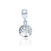 Berloque Árvore da Vida Em Prata 925
