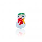 Berloque Separador Boneco de Neve