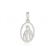Pingente Nossa Senhora Vl Em Prata 925