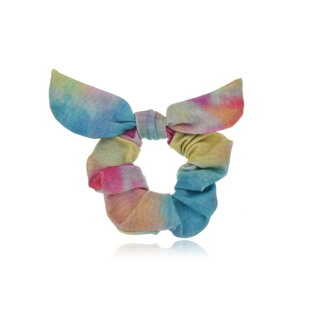 Elástico de Cabelo Scrunchie Tie Dye II