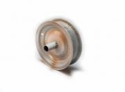 Aro de roda F-ARSR | Sem rolamento | 75mmx230mm