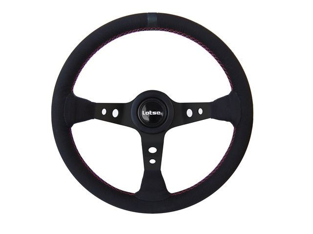 Volante GTI BLACK COM TARJA