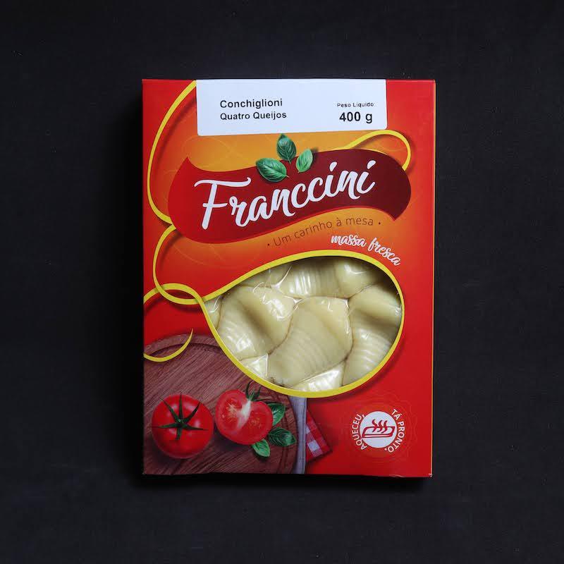 Conchiglioni - Pesto  - Franccini Massas