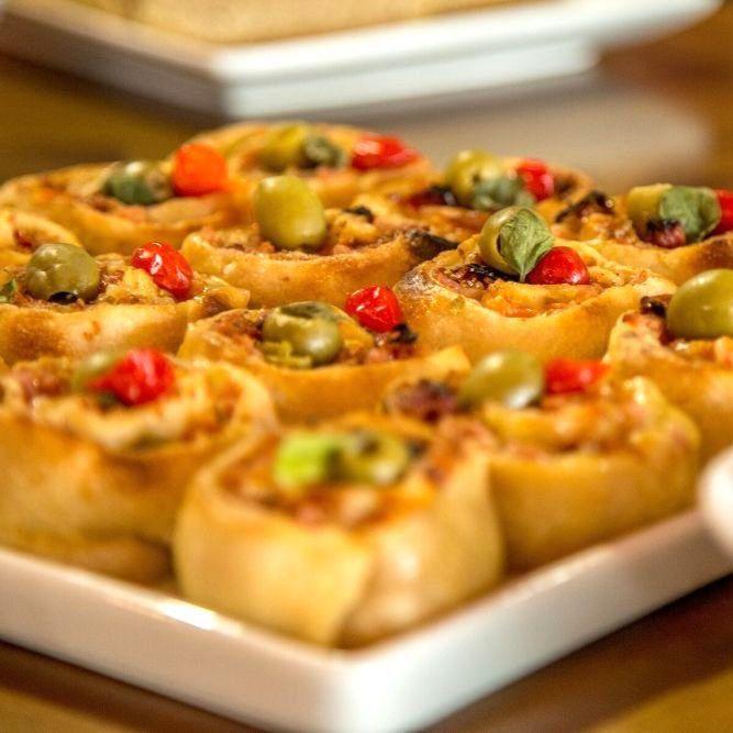 Rondelli - Tomate Seco  - Franccini Massas