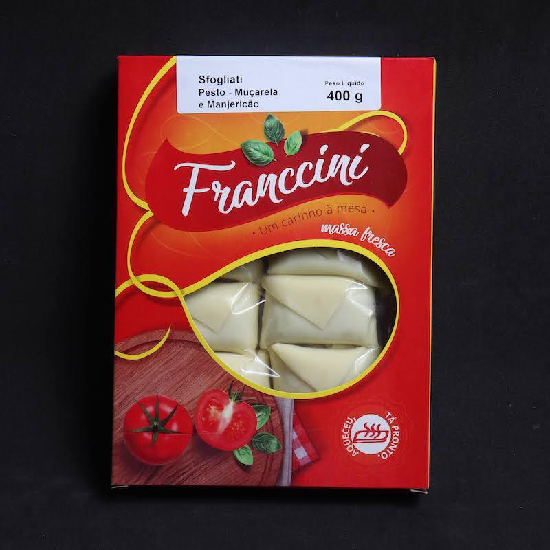 Sfogliati - Pesto  - Franccini Massas