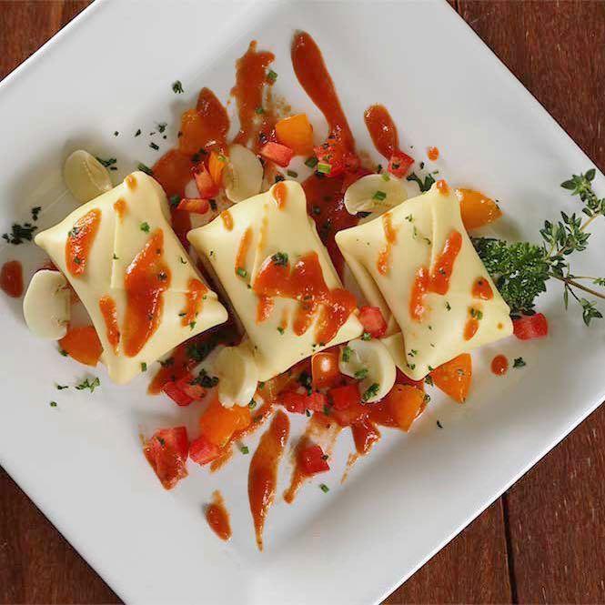 Sfogliati - Tomate Seco  - Franccini Massas