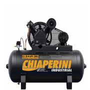 Compressor de Ar 20 Pés 200 Litros Trifásico de Alta Pressão Industrial - 20+ APV 20/200L CHIAPERINI