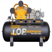 Compressor de Ar 30 PCM 7,5HP 200 Litros Trifásico - CHIAPERINI-TOP30MPV200LT