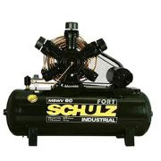 Compressor SCHULZ MSWV60FORT/425 - 175 libras - trifásico (MTA)