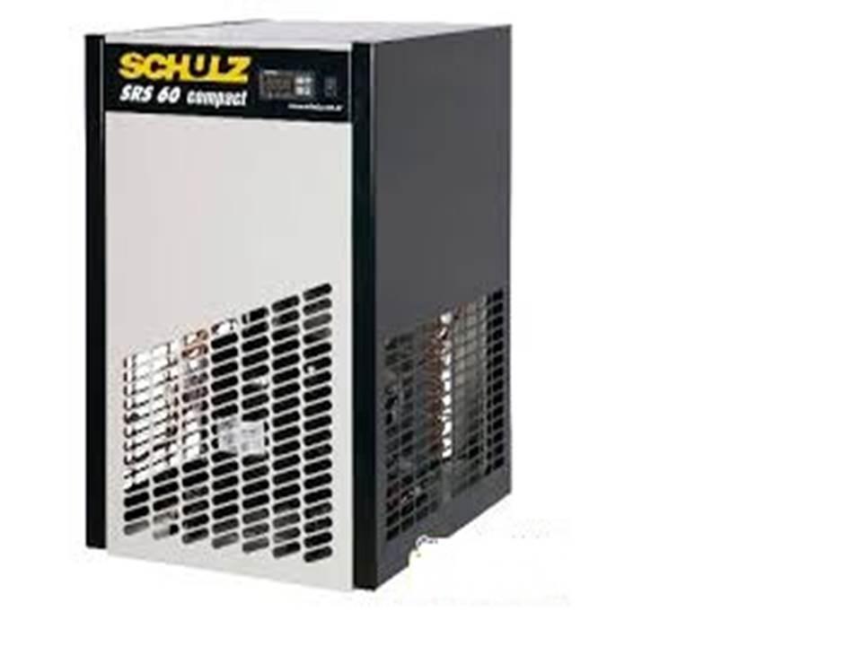 Secador de ar SCHULZ - SRS60 - 60 pés - 13 bar - 220V - Monofásico