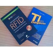 KIT RFID TIN: Implementando RFID + TI para Negócios- De R$ 170,00 por R$ 129,80