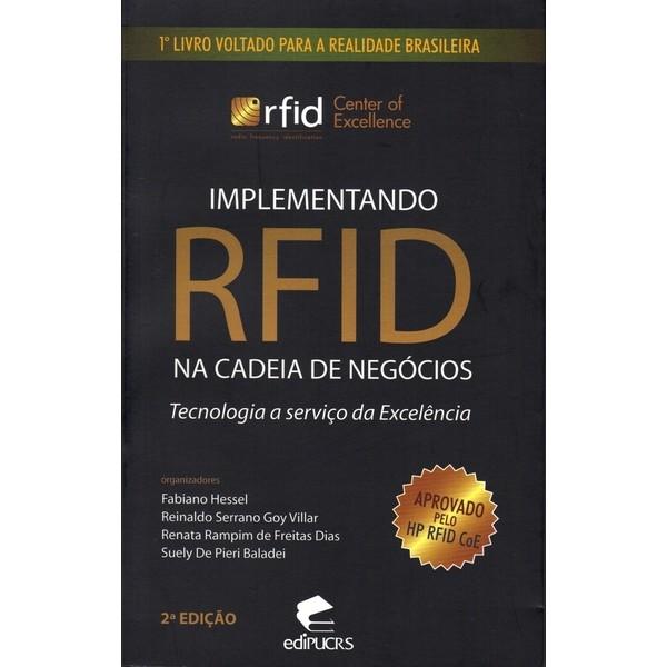 Implementando RFID na Cadeia de Negócios