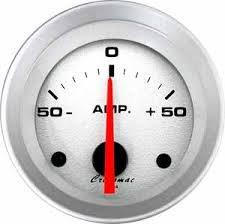 Amperimetro Racing 52mm