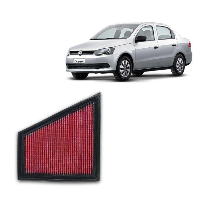 Filtro De Ar Esportivo Inbox VW Gol 1.6 VHT G5/G6