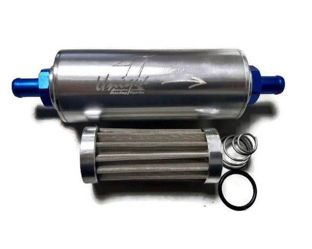 filtro De Combustível Lavável 15mm Grande - Bomba 12 bar