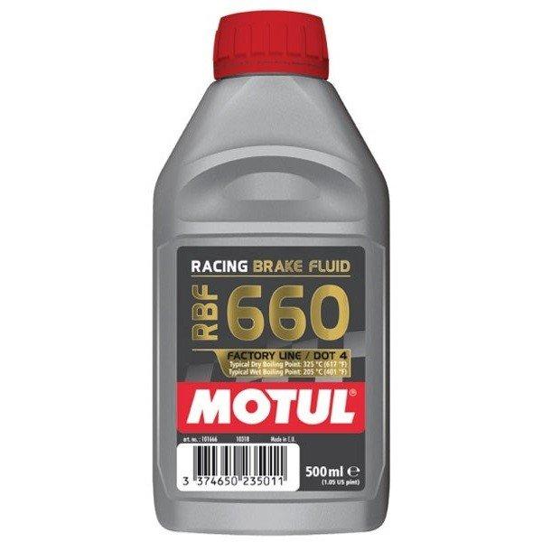 Fluído de Freio Motul RBF 660 Factory Line DOT 4 500ml