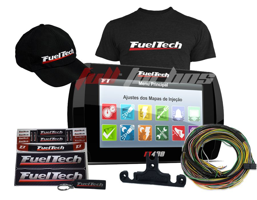 Fueltech FT400  + camiseta  + bone