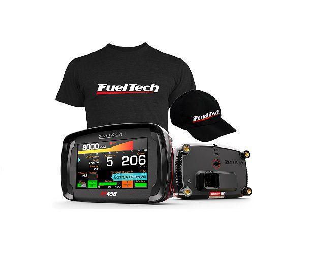 Fueltech FT 450 sem chicote +ultra Brindes+ 12x S/juros (leia a descriçao )