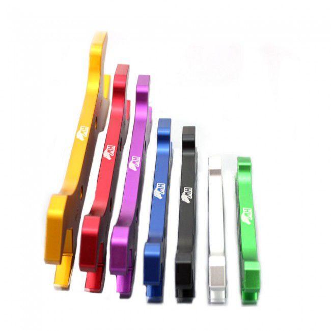 Jogo de Chave Duplo em Alumínio Billet para Conexões 3AN à 20AN - Colorido