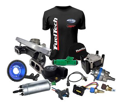 Kit Para Injeções Programáveis Opala 4c S/ Fueltech