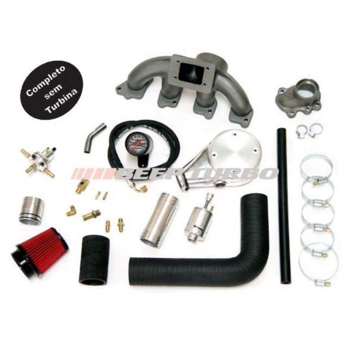 Kit Turbo GM - Chevette 1.0 E 1.4   T2