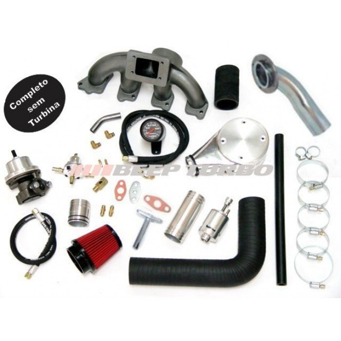 Kit Turbo GM - Chevette 1.6 APL