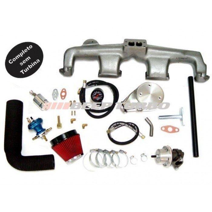 Kit Turbo GM - Opala 6c