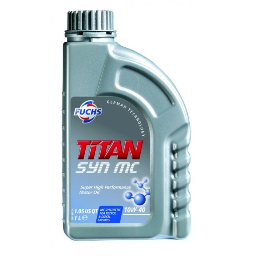 Lubrificante Titan SYN MC 10W-40
