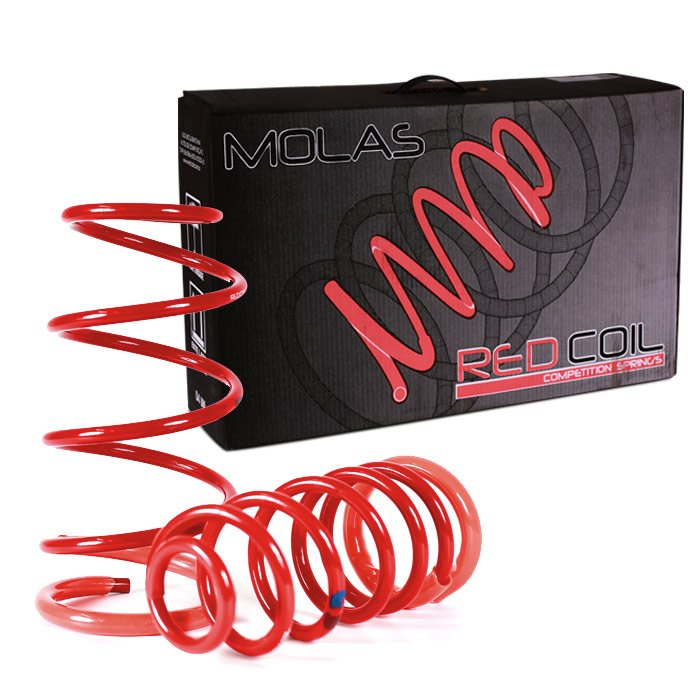 Molas red coil  250x200x60