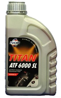 oleo Fuchs Titan ATF 6000 SL