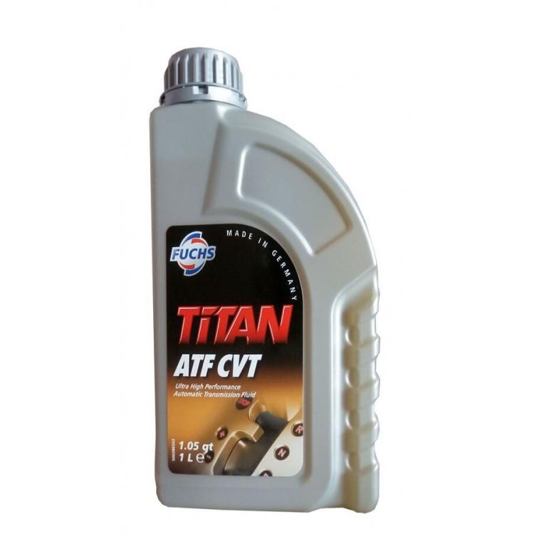 oleo Fuchs Titan ATF CVT