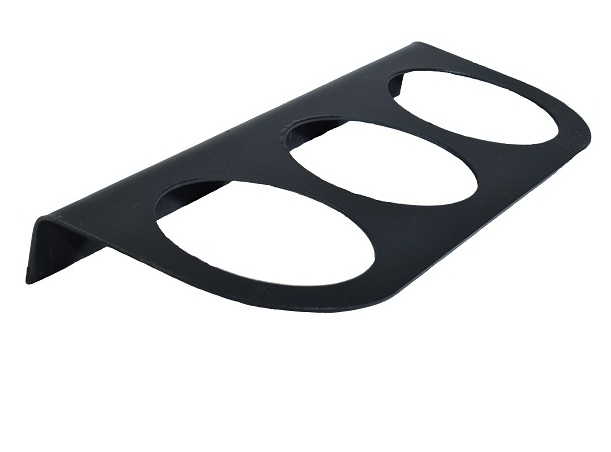 régua de suporte para manometros instrumentos