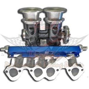 Throttle Kit Injeção VW 48mm Aspirada com Corpo Admissão