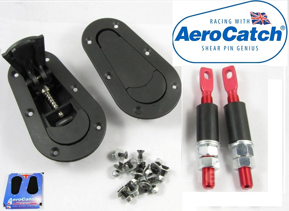 Trava de capo aerocatch  original