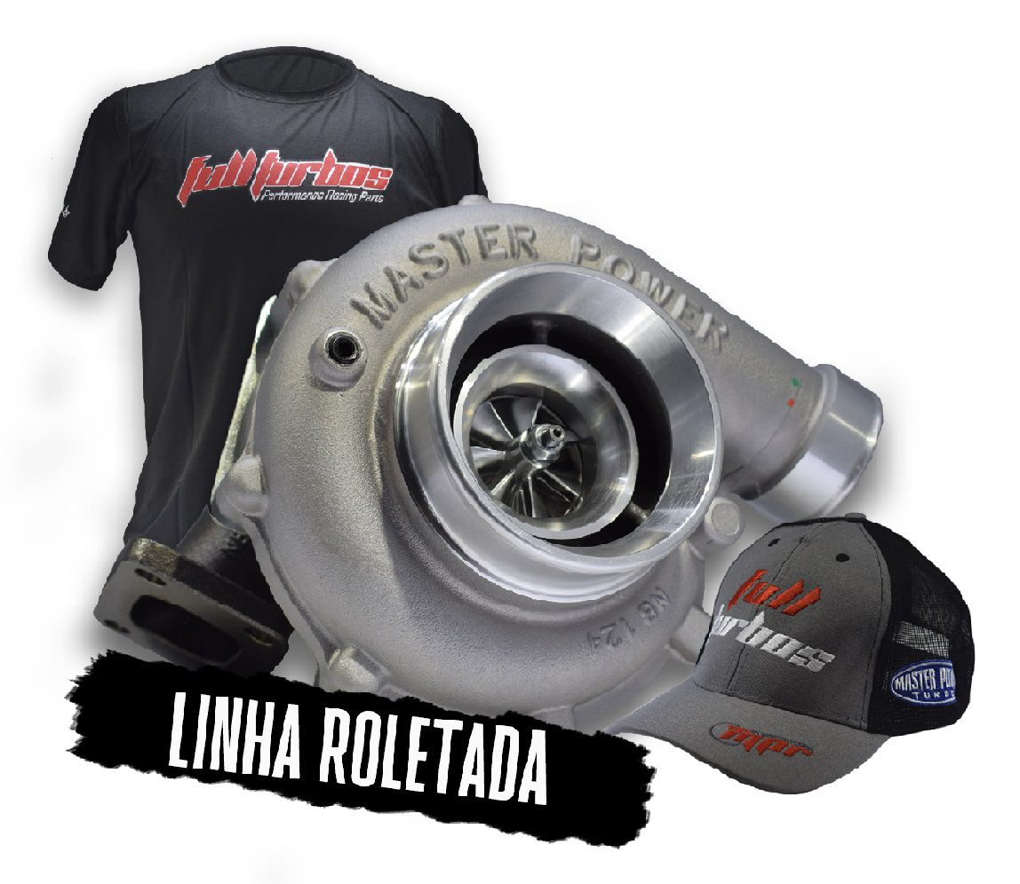 Turbina Roletada / Bearing Master Power - RB 474 .63